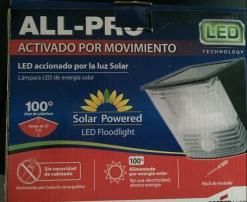 All Pro Solar Light